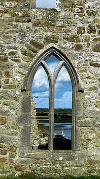 Clonmacnoise by Maria Joy
