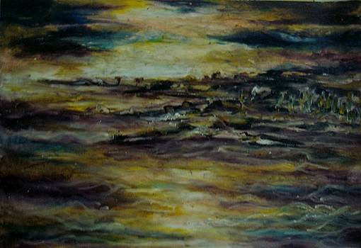 Close to the night by Rushan Ruzaick