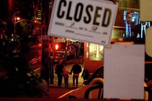 Closed by Ansate Jones