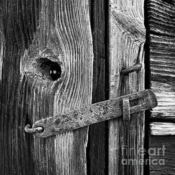 Closed Barn by Patrick M Lynch