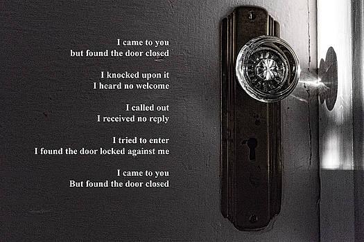 Sharon Popek - Closed Door