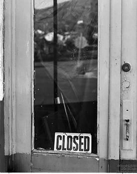 Closed by Michael Morris