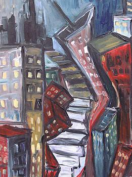 Jon Baldwin  Art - Clostridium City