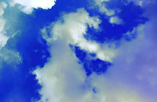 Cloud 1 by M Diane Bonaparte