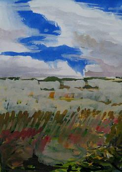 Cloud Break by David McKee