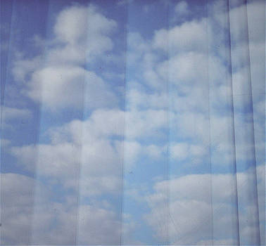 Cloud Curtain by Julia Walsh