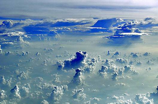 Bliss Of Art - Cloud Formations