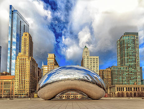 Peter Ciro - Cloud Gate @ Millenium Park Chicago