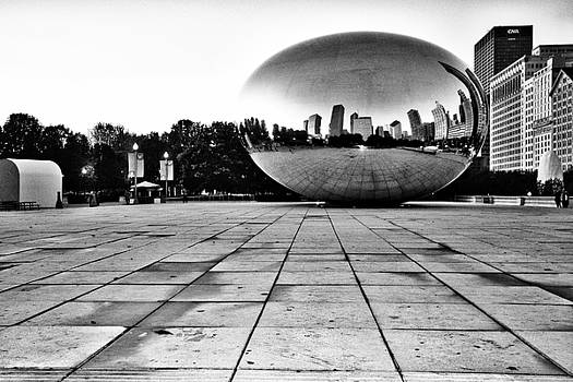 Cloud Gate Chicago by Collette Rogers