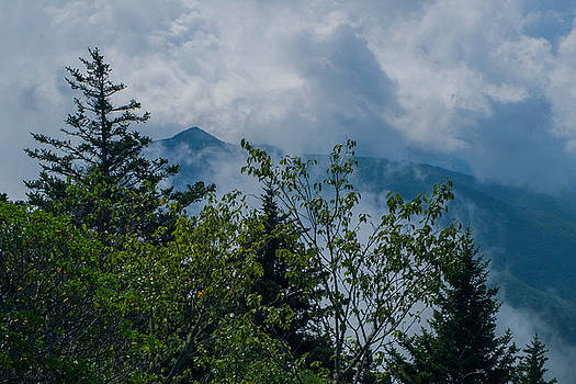 Cloud Hidden by Brian Shepard