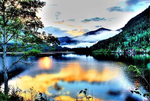 David Matthews - Cloud Lake