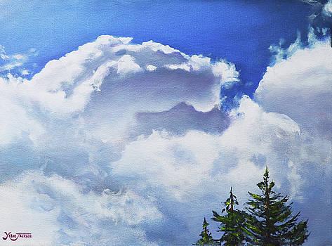 Cloud Mountain by Yeshe Jackson