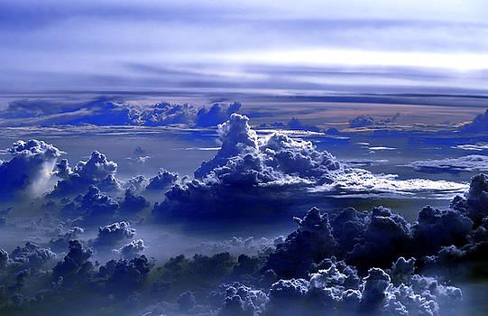 Bliss Of Art - Cloud Mountains