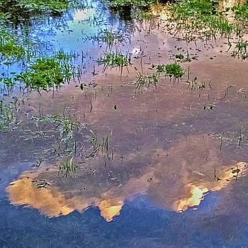 Cloud Reflection by Anne Kotan