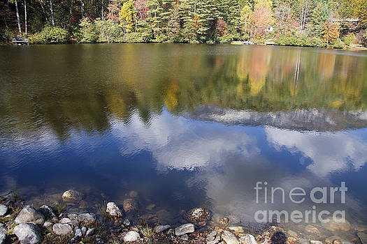 Jill Lang - Cloud Reflections