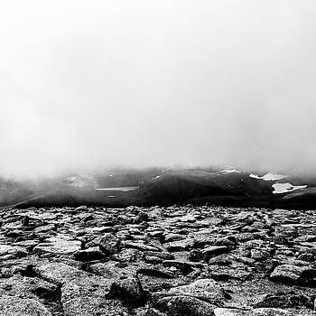 Hakon Soreide - Clouded View of the Cairngorms