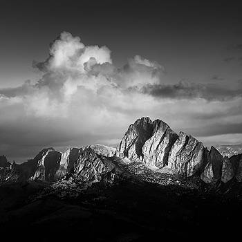 Clouds above by Toma Bonciu