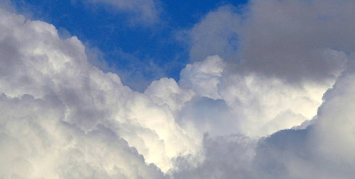 Clouds after the Rain by Ron Romanosky