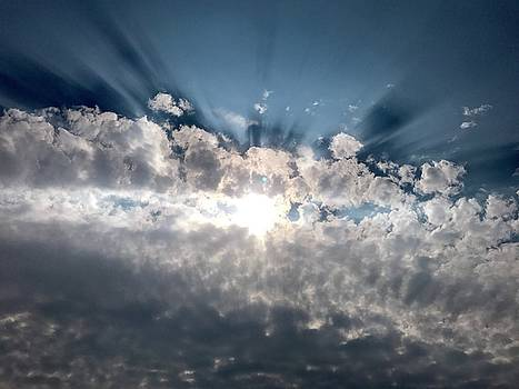 Clouds by Alex King