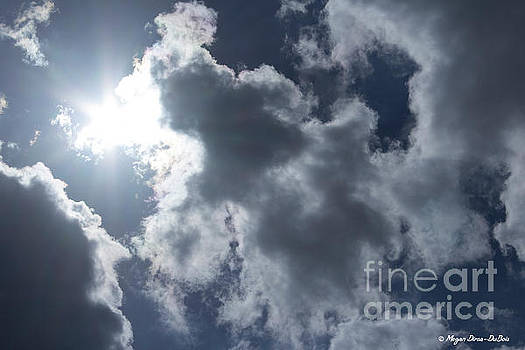 Clouds and Sunlight by Megan Dirsa-DuBois