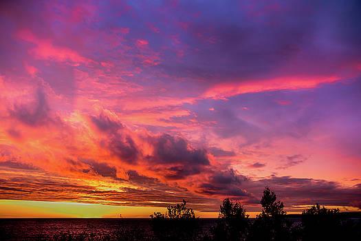 onyonet  photo studios - Clouds At Sunset