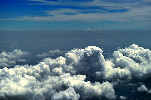 Bliss Of Art - Clouds cluster