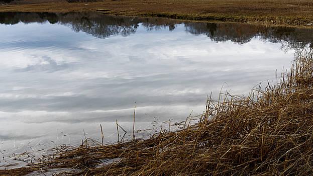 Clouds in Cold Spring by Steve Gravano