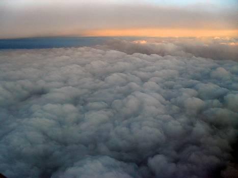 Clouds IX -12 Feb 2010 by Emiliano Giardini
