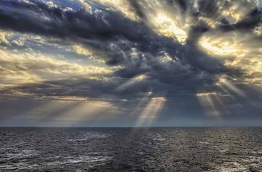 Clouds by John Swartz