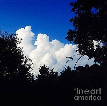 Clouds by Karen Newell