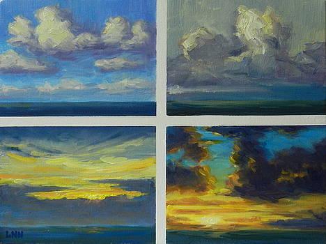 Clouds  by Ningning Li