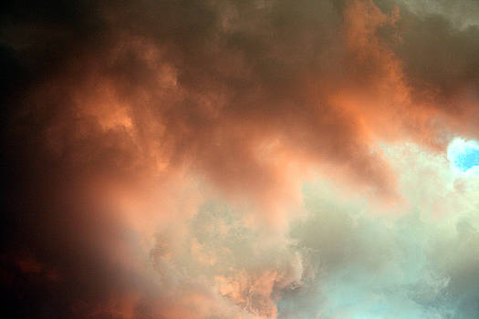 Clouds No 2 by Marna Edwards Flavell