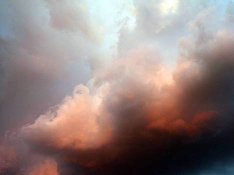 Clouds No 6 by Marna Edwards Flavell