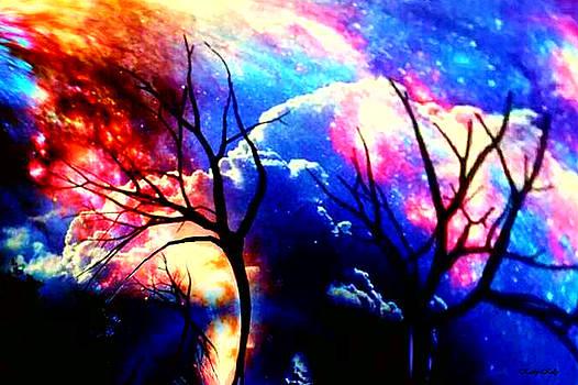 Kathy Kelly - Clouds of Light God