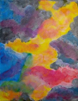 Clouds of Venus by Gina Nicolae Johnson