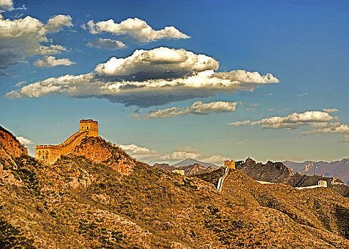 Dennis Cox ChinaStock - Clouds Over Great Wall