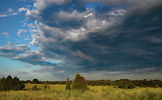 Clouds by Paula Anderson