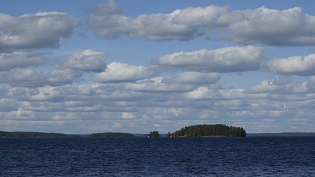 Clouds by Tiina M Niskanen