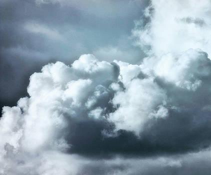 Cloudscape by Frances Lewis