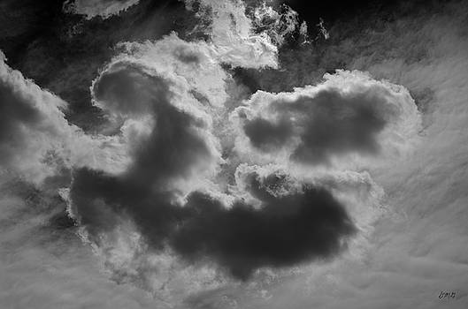 David Gordon - Cloudscape XVII BW