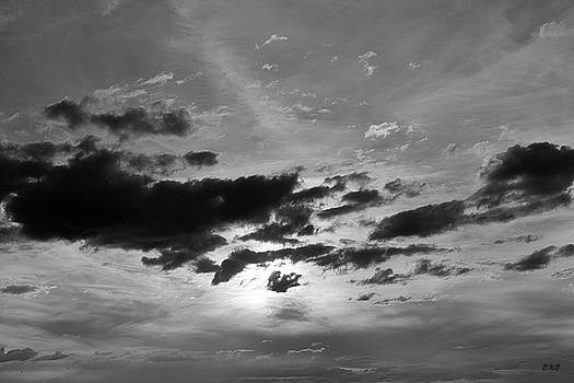 David Gordon - Cloudscape XXI BW