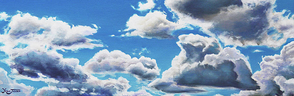Cloudscape by Yeshe Jackson