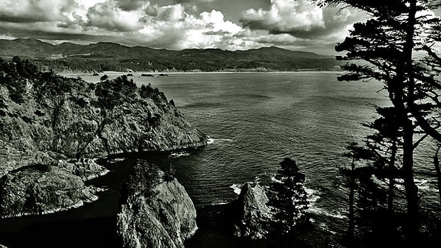 Cloudy Coast by Pacific Northwest Imagery
