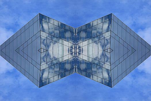 Cloudy Cubic by David Kehrli