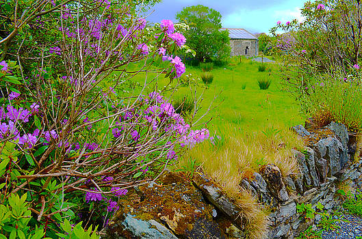 Cloudy in Connemara by Jeffrey Hamilton