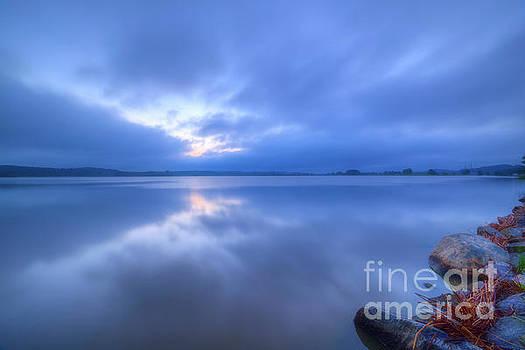 Cloudy Morning by Veikko Suikkanen