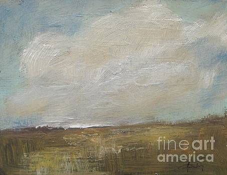 Cloudy October by Vesna Antic