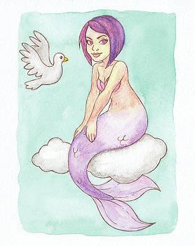 Clound Mermaid - MerMonday June 11th 2018 by Armando Elizondo