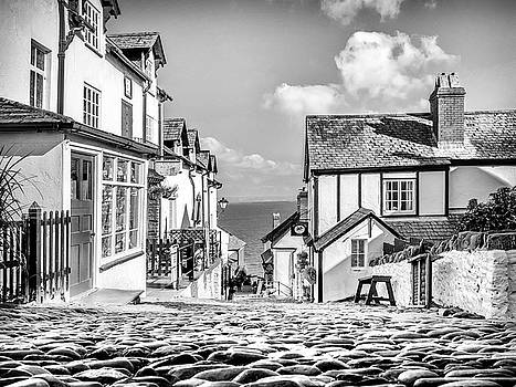 Clovelly Cobbles by Nick Bywater