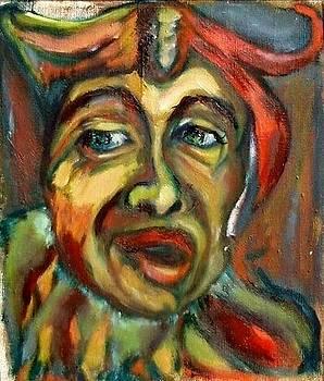 Clown by Daniela Isache